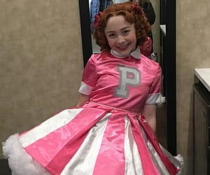 actress, pink, and adorable image
