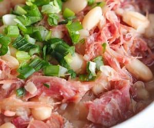 slow cooker recipes, ham casserole, and ham recipes image