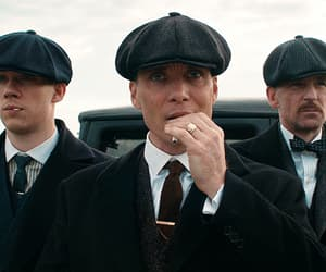 gif, peaky blinders, and tommy shelby image