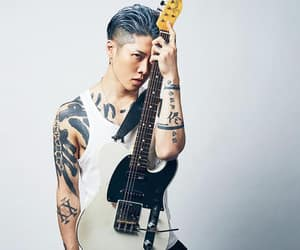actor, japanese, and Tattoos image
