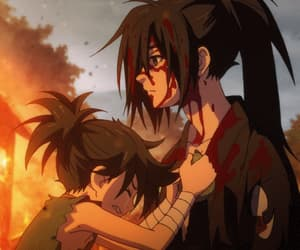 anime, anime girl, and dororo image