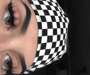 inspo, makeup, and site model image