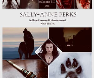 katie mcgrath, wolf pack, and hufflepuff image