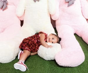baby, kylie jenner, and birthday image