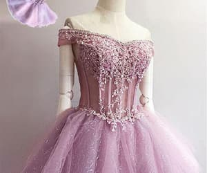 prom dress lace and prom dress 2018 image