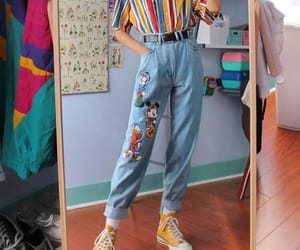 disney and outfit image