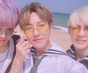chenle, jeno, and renjun image