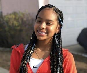 braces, braids, and hair image