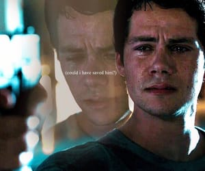 runner, the death cure, and the maze runner image