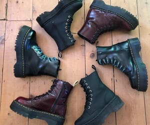 article, doc martens, and hair image