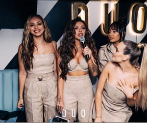 launch party, jade thirlwall, and leigh anne pinnock image
