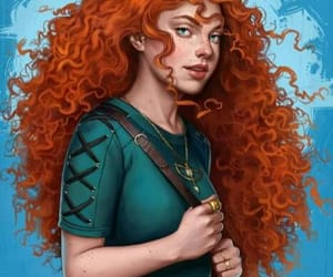 cool, merida, and cute image