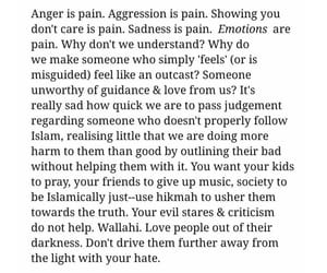 kindness, pain, and love image
