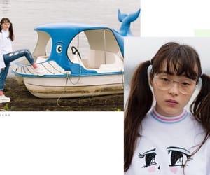 boat, freckles, and lazy oaf image