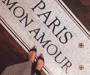 france, paris, and fashion image