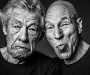 patrick stewart, x-men, and ian mckellen image