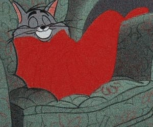 cartoons, tom and jerry, and tv image