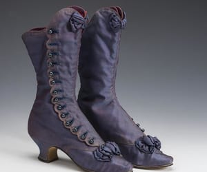 boots, shoes, and victorian image