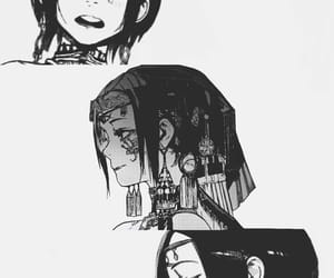 wedding, tokyo ghoul, and touka image