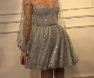 dress, fashion, and stars image