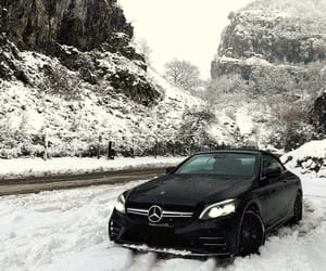 beautiful, black, and car image
