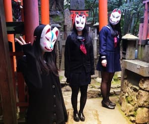 aesthetic, masks, and asian image