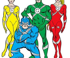 comics, Supergirl, and dc comics image