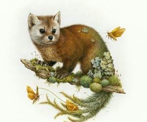 animal, art, and inspiration image