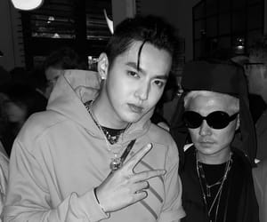 aesthetic, kris, and rapper image