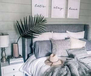 cushion, bed, and decor image