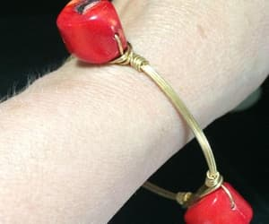 etsy, arm party, and gold tone wire image