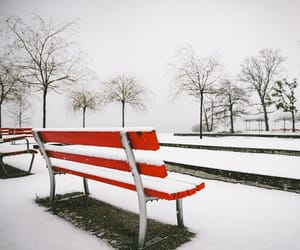 bench, cold, and indie image