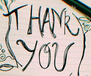 appreciation, followers, and thanks image