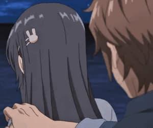 anime, cry, and anime boy image