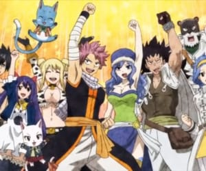 fairy tail, new season, and natsu image
