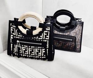 bags, fashion, and fendi image