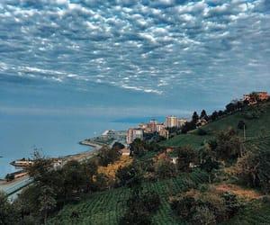 gökyüzü, yeşillik, and doğa image