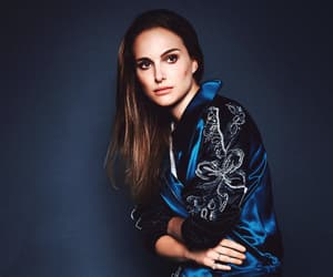 girl, natalie portman, and miss dior image