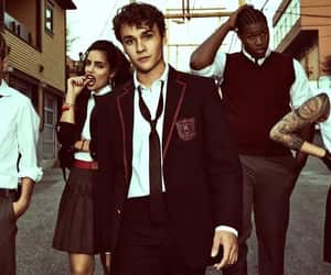 cast, Hot, and deadlyclass image