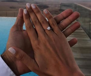 couple and nails image