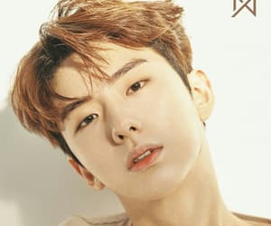 kihyun, monsta x, and we are here image