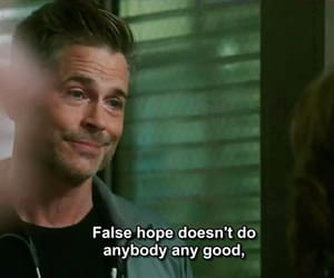 false, hope, and quote image