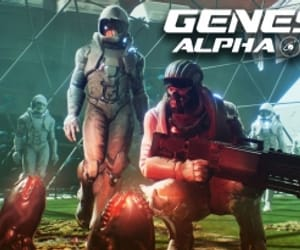 team 17 and genesis alpha one image