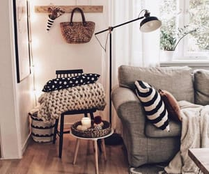 blanket, cozy, and decor image
