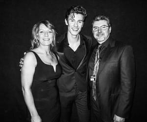 black and white, parents, and grammys image