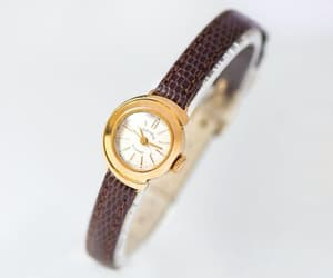 etsy, female watch, and vintage women watch image