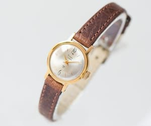 etsy, vintage women watch, and collectible watch image