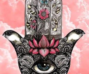 art, mano de fatima, and wallpaper image