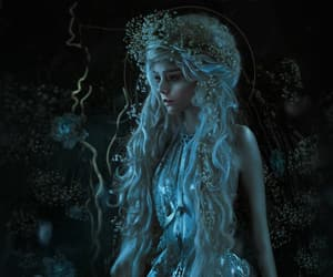 beauty, fantasy, and inspiration image