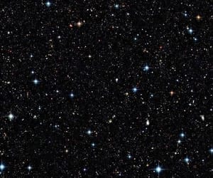 stars, background, and galaxy image